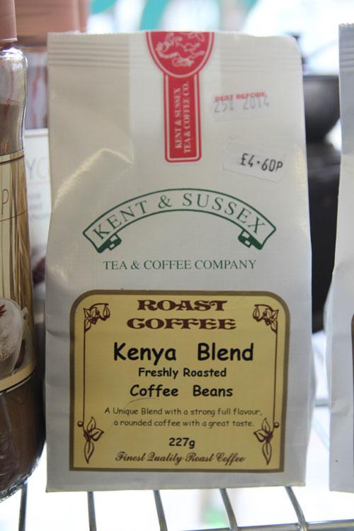 Kenyan Coffee Beans