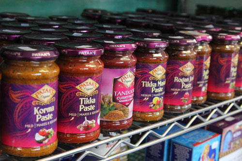 Pataks Curry Sauces